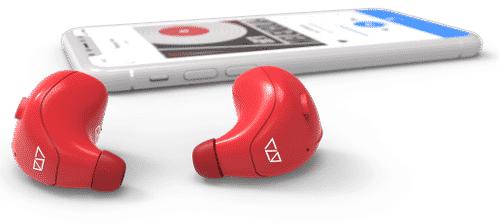 Pilot earbud voice translator