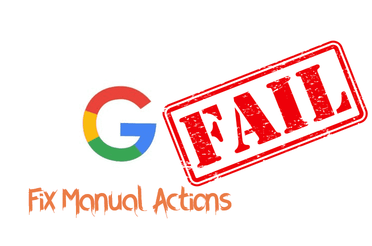 How to Fix Google Manual Action Penalty on Expired Domains 1