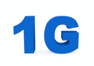 1g network definition