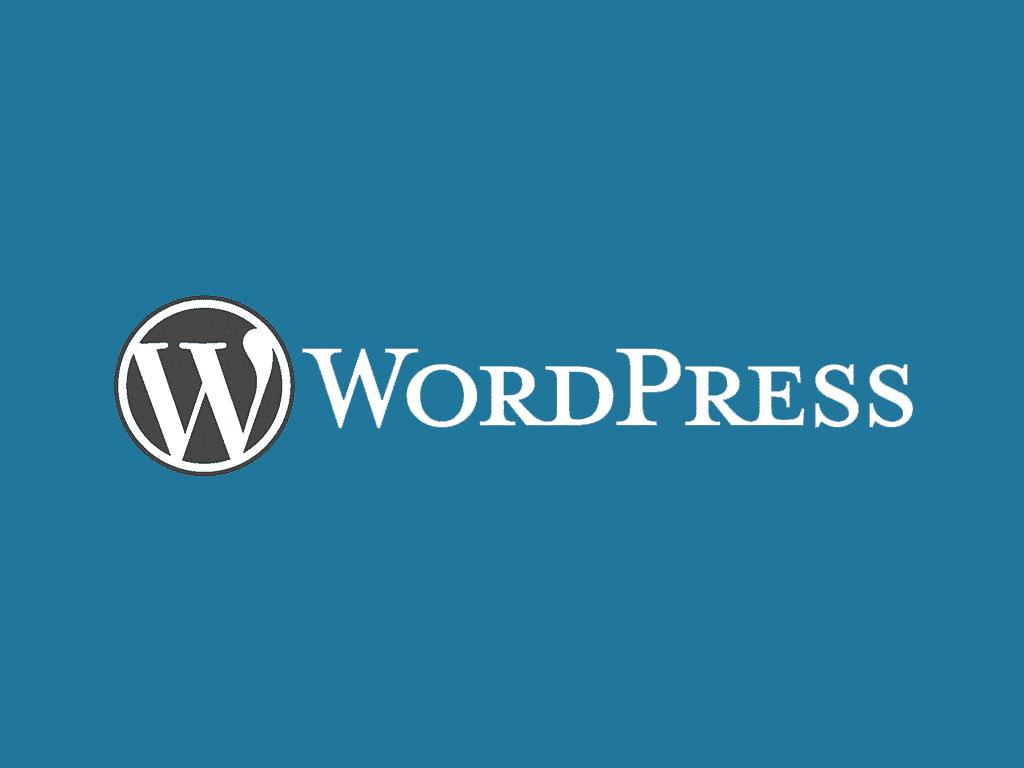 wordpress version 5.4.2
