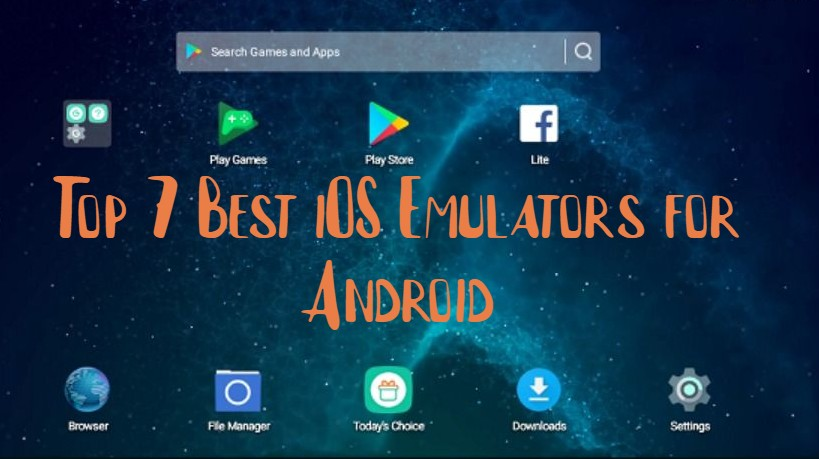 Best-ios-Emulator-for-android-devices