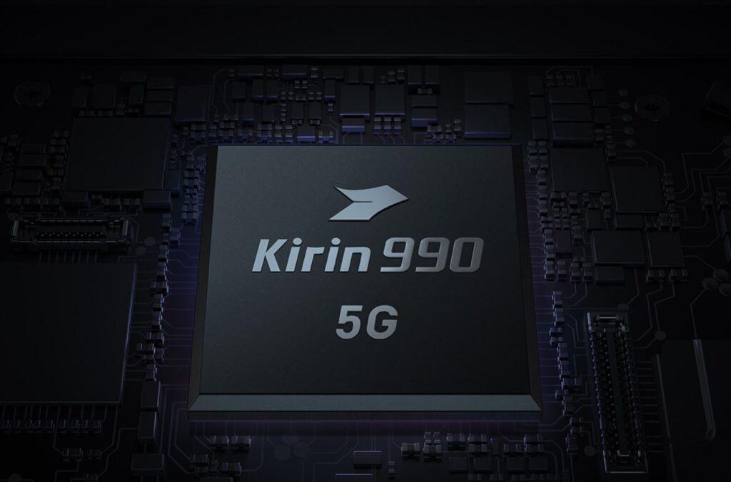 best lists Huawei Kirin 990 5G processor
