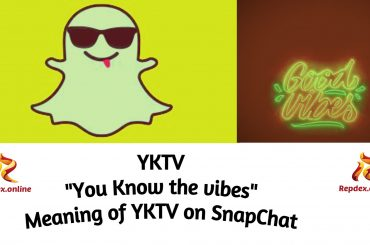 What Does the slang yktv Mean in Snapchat