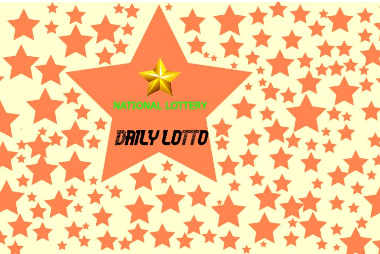 DAILY LOTTO results, numbers_ Get the lotto results here